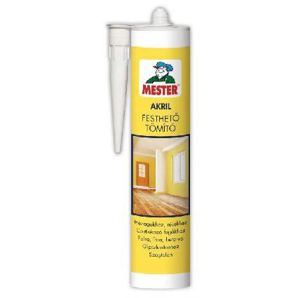 2052c9654d Mester akril festhető tömítő szürke - kolor.hu festék webáruház ...