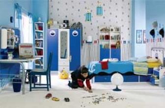 Gyerekbarát színek