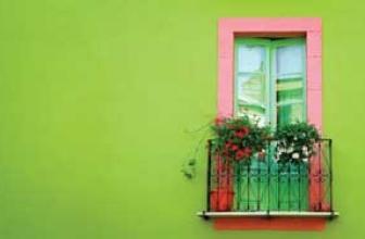 Ajtó, ablak újrafestve