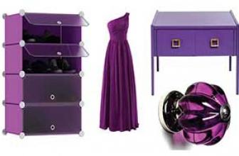 A lila szín