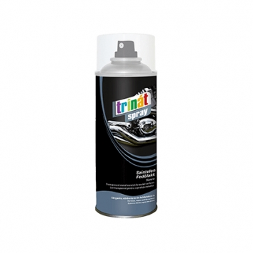 TRINÁT spray színtelen fedőlakk - fémre - kolor.hu festék webáruház