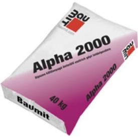 Baumit Alfa 2000 esztrich