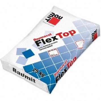 Baumit Baumacol FlexTop flexibilis ragasztóhabarcs - kolor.hu festék webáruház