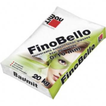 Baumit FinoBello - gipszes glettanyag (0-10 mm) - kolor.hu festék webáruház