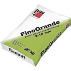Baumit FinoGrande – beltéri gipszes glettanyag (2-10 mm)
