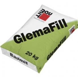 Baumit GlemaFill – kül- és beltéri gyorskötésű vastag glett (1-10mm)