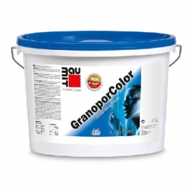 Baumit GranoporColor – műgyanta kötőanyagú homlokzatfesték