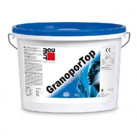 Baumit GranoporTop (műgyanta kötőanyagú vékonyvakolat)