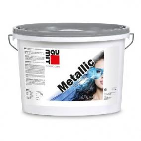 Baumit Metallic – fémes hatású festék