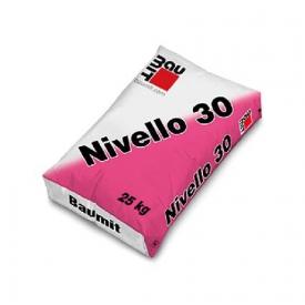 Baumit Nivello 30 önterülő aljzatkiegyenlítő
