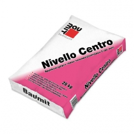 Baumit Nivello Centro önterülő aljzatkiegyenlítő