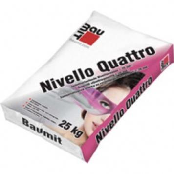 Baumit Nivello Quattro aljzatkiegyenlítő - kolor.hu festék webáruház