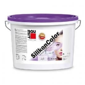 Baumit SilikonColor – szilikongyanta kötőanyagú homlokzatfesték