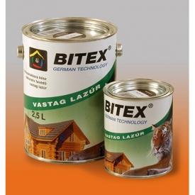 Bitex Vastaglazúr