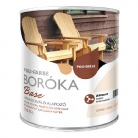 Boróka Base fakonzerváló alapozó