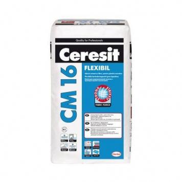 Ceresit CM 16 S1 Flexibilis burkolatragasztó 25 kg - kolor.hu festék webáruház