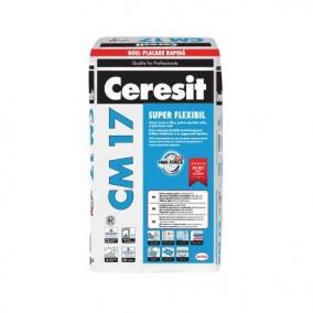 Ceresit CM 17 Extra minőségű flexibilis burkolatragasztó