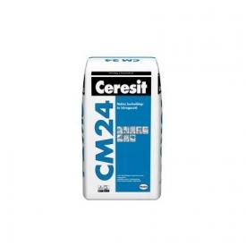 Ceresit CM 24 Nehéz burkolólap- és kőragasztó