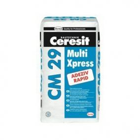 Ceresit CM 29 Multi X-press Gyorskötésű flexibilis burkolatragasztó