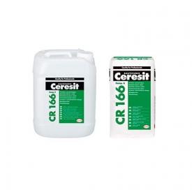 Ceresit CR 166 Rugalmas, kétkomponensű vízzáró cementhabarcs