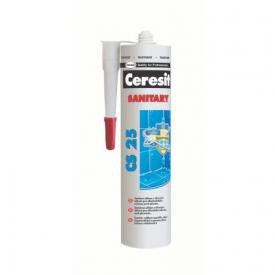 Ceresit CS25 Penészálló szaniter szilikon
