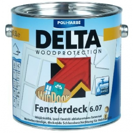 DELTA Fensterdeck 6.07 időjárásálló ablakzománc bevonat