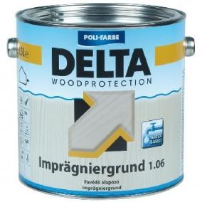 DELTA Imprägniergrund 1.06 favédő alapozó