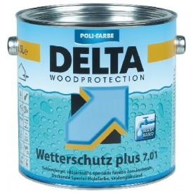 DELTA Wetterschutz 7.01 speciális favédő zománcfesték