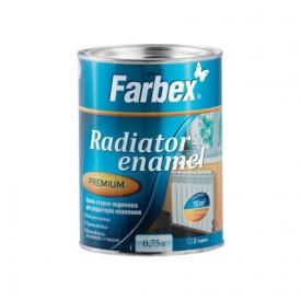 """Farbex """"RADIATOR ENAMEL"""" Vizes bázisú radiátor zománcfesték"""