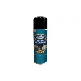 Hammerite spray – selyemfényű – közvetlenül a rozsdára