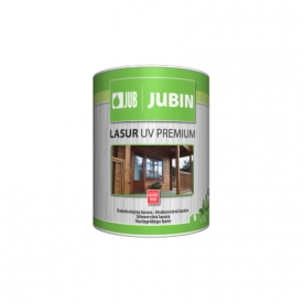 JUBIN Lasur UV Premium vastaglazúr