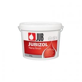 JUBIZOL Nano finish S szilikonos vakolat