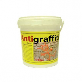 Kemikál Antigraffiti impregnáló viasztartalmú vízes bázisú emulzió