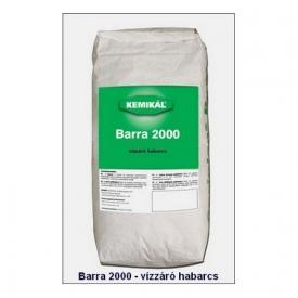 Kemikál Barra 2000 vízzáró habarcs