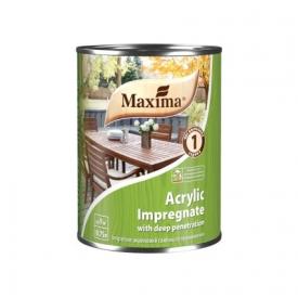 """Maxima """"ACRYLIC IMPREGNATE"""" – Vizes bázisú impregnáló vékonylazúr"""