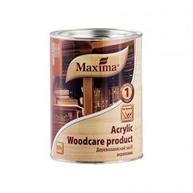 """Maxima """"ACRYLIC WOODCARE PRODUCT"""" Vizes bázisú vastaglazúr UV-szűrővel"""