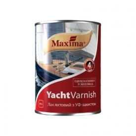 """Maxima """"YACHT VARNISH"""" Oldószeres yacht lakk UV szűrővel"""