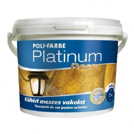 Platinum Decor Kül- és beltéri Meszes Vakolat