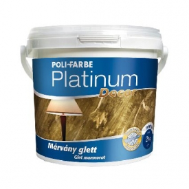 Platinum Decor Márvány Glett