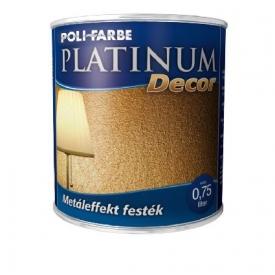 Platinum Decor metáleffekt festék