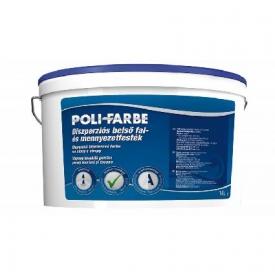 Poli-Farbe diszperziós belső fal- és mennyezetfesték