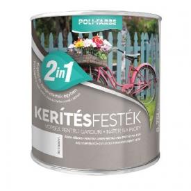 Poli-Farbe kerítésfesték