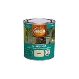 Sadolin Superdec selyemfényű fafesték