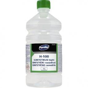 Supralux H-100 szintetikus hígító