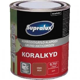 Supralux Koralkyd korróziógátló alapozó