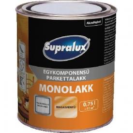 Supralux MONOLAKK egykomponensű lakk