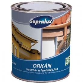 Supralux ORKÁN csatorna és fémfesték 3in1