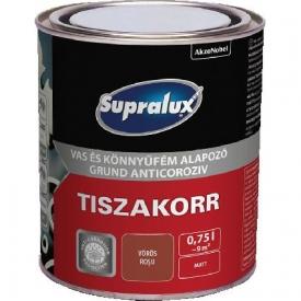 Supralux TISZAKORR vas- és könnyűfém-alapozó