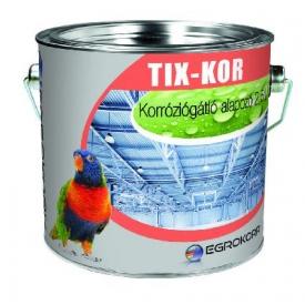 Tix-Kor korróziógátló alapozó